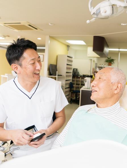 仙台中央歯科医院入れ歯