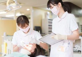 歯科衛生士による検診