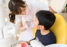 歯医者に行く習慣を